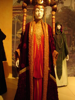 Queen of Naboo costume