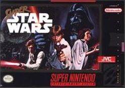 Super Star Wars box art