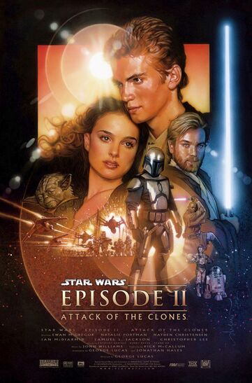 File:Star Wars - Episode II Attack of the Clones (movie poster).jpg