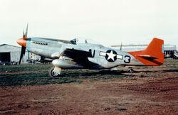 Tuskegee P-51