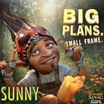 Sunny Strange Magic Promo