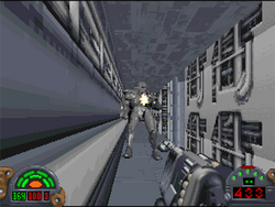 Dark Forces Gameplay