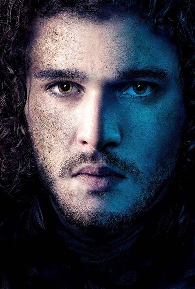 Jon Snow Cover