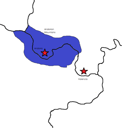 Defence of Andorra