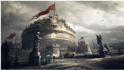 Castle Stragnarax