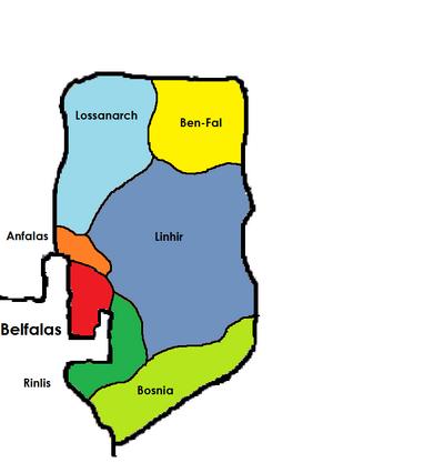 Provinces of Dol Amroth