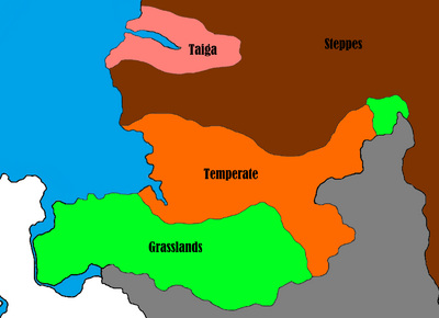 Kizlev - Climate