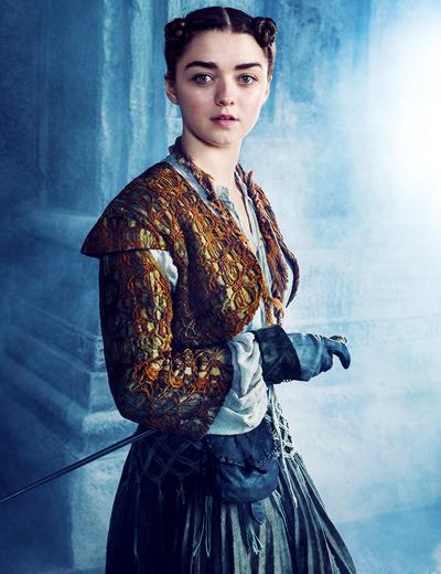 Arya Starke Cover Front Amazing