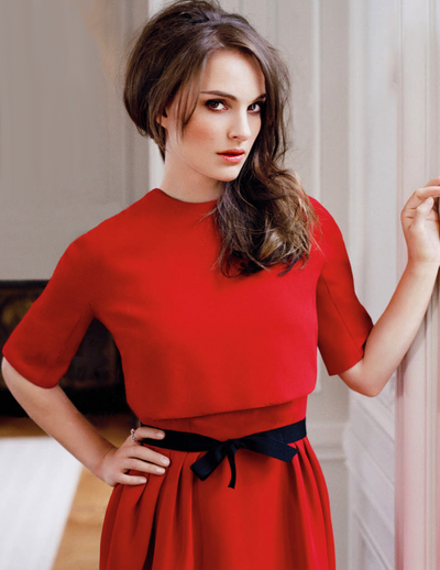Natalie Portmane Queen New
