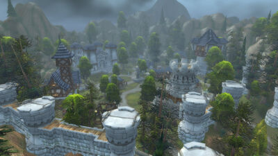 Hearthglen in Cataclysm