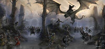 Gondor Civil War2