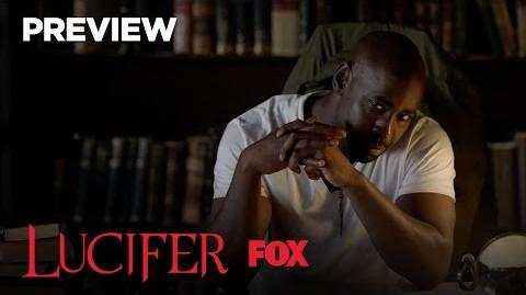 Sneak Peek Lucifer's Mom Hunts For Amenadiel Season 2 Ep