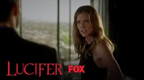Lucifer Tries To Ignite The Flaming Sword Season 2 Ep. 15 LUCIFER