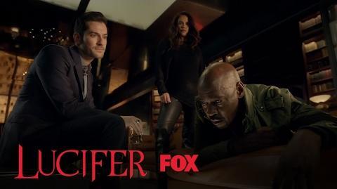 Maze Tells Lucifer & Amenadiel That Their Mom Escaped Season 2 Ep. 18 LUCIFER
