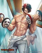 Sweating Asura (Full Art)