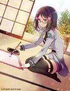 Skillful Writing, Tamaki (Full Art)