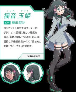 Tamaki Yurine