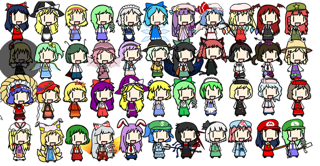 File:Touhou cast.png