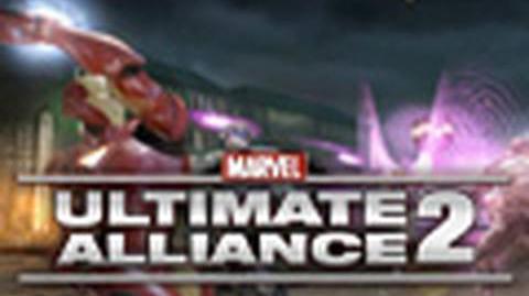 Marvel Ultimate Alliance 2 - Magneto