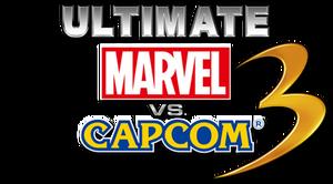 Ultimate Marvel vs. Capcom 3 - Logo