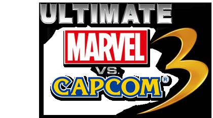 File:Ultimate Marvel vs. Capcom 3 - Logo.png