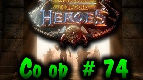 Dungeons & Dragons Heroes - Kaedin (Second Boss Battle)