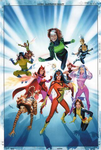 File:Marvel Comics - Women of Marvel Cover.jpg