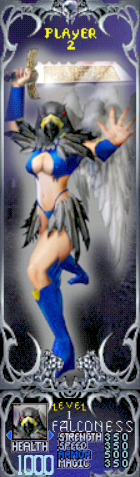File:Gauntlet Dark Legacy - Blue Falconess (Player 2).PNG