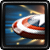 File:Marvel Avengers Alliance - Icons - Captain America - Shield Throw.png