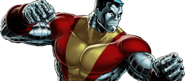 Marvel Avengers Alliance - Dialogue Artwork - Colossus (Classic)