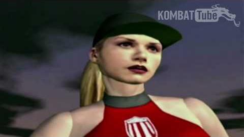 Mortal Kombat 4 + Mortal Kombat Gold - Endings - Sonya Blade