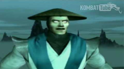 Mortal Kombat 4 Mortal Kombat Gold - Endings - Raiden