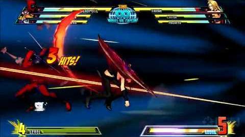 Marvel vs. Capcom 3 - Deadpool
