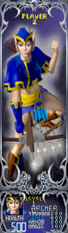 File:Gauntlet Dark Legacy - Blue Archer (Player 2).png