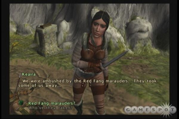 Baldur's Gate- Dark Alliance II - Keaira