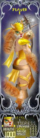 File:Gauntlet Dark Legacy - Yellow Tigress (Player 1).PNG