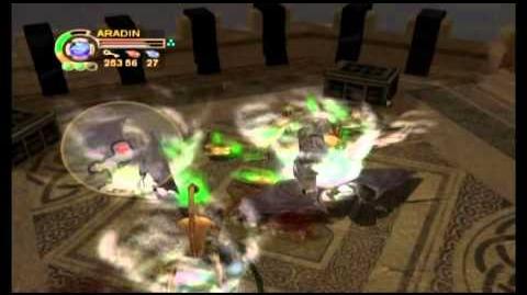 Dungeons & Dragons Heroes - Kaedin (Boss Battles)