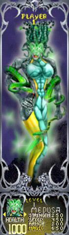 File:Gauntlet Dark Legacy - Yellow Medusa (Player 1).PNG