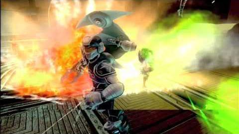 Marvel Ultimate Alliance 2 - Green Goblin