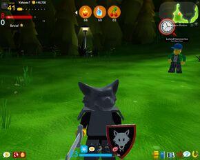 WOLF WARRIOR!!!!
