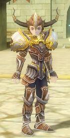 Taurus Zodiac Armor (M)
