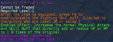 Level 28 advanced STR Element fighting souls pic1 - Copy