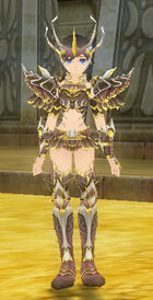 Cancer Zodiac Armor (F)