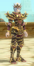 Scorpio Zodiac Armor (M)