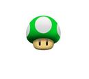 Mario's 1-Up Mushroom