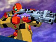 Loonatics fudd gun 1