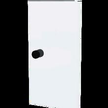 Unboxed Glass Door