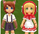 Red Wolf (Costume)