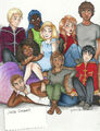 Main characters from The Lunar Chronicles by Julie Crowell.jpg