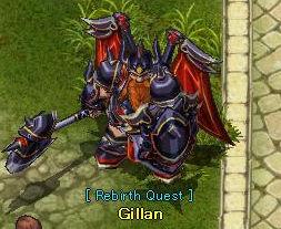 NPC Gillan